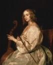 Portrat-der-Mary-Ruthven-Gattin-des-Kunstlers-