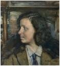 Портрет Т. П. Платуновой_1923
