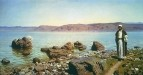 На Тивериадском (Генисаретском) озере. 1888