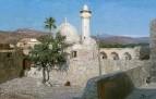 Мечеть в Дженине. 1903
