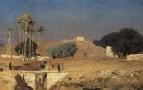 За старым Каиром. 1882