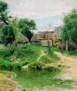 Деревня Тургенево. 1885