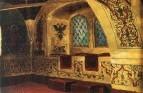 Золотая царицына палата. Окно. 1877