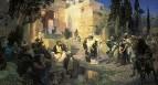 Христос и грешница (Кто без греха). 1888