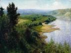 Река. 1899