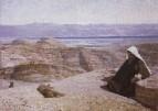 Был в пустыне. 1909