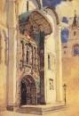 Успенский собор. Южные врата. 1877