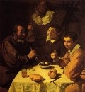 Three_Men_at_a Table aka_Luncheon