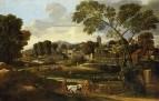 Пейзаж с похоронами Фокиона (1648) (114 х 175) (Нац. галерея Кардиф)