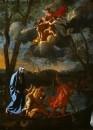 Возвращение святого семейства в Назарет (ок.1627) (134х 99) (Кливленд, Музей искусства)