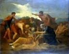 Спасение царицы Зенобии (1640-е) (156 x 194.5) (С-Петербург, Эрмитаж)