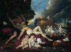 Венера и Адонис (ок.1625) (98 х 134) (Форт-Уорт, Музей искусств Кимбелла)