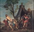 Камилл и учитель (1764-1766) (134 х 143) (Рим, Музей Капитолини)