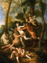 Пан и Сиринга (1638) (106 х 82) (Дрезденская галерея)
