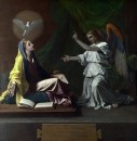 Благовещение (ок.1657)