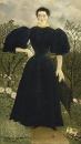 Портрет мадам М.