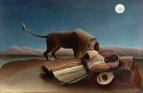 Спящая цыганка