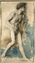 Тесей (этюд к картине Ариадна и Тесей)