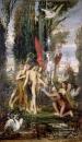 Гесиод и музы (263 х 155 см) (Париж, музей Гюстава Моро)