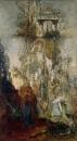 Музы покидают своего отца Аполлона (292 х 152 см) (Париж, музей Гюстава Моро)