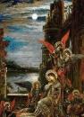 Ангелы возвещают Цецилии приближение мученичества