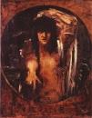 Жертва (80 х 65 см) (Париж, музей Гюстава Моро)