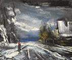 Snow Landscape, 1920
