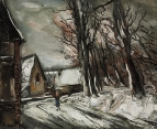 Enter of the Village, Winter