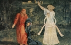 Христос в Гефсиманском саду. 1850-е