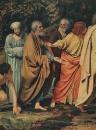 Явление Христа народу. Фрагмент. 1830-40