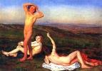 Три обнаженных мальчика. 1848-52