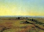 Аппиева дорога при закате солнца. 1845