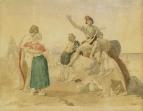 Итальянская сцена. 1838