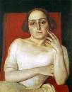 Портрет Виттории Марини. 1830-е