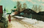 Михайловская улица в Новгороде