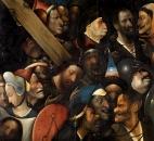 Большое несение креста (ок.1510) (76.7 х 83.5) (Гент, Музей Изящных исусств)