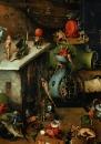 Триптих 'Страшный суд' (ок.1482) (164 х 127) (Вена, Галерея Академии изящ.искусств). Центральна