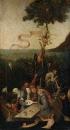 Корабль дураков (1498-1500) (58 х 33) (Париж, Лувр)