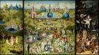 Триптих 'Сад земных наслаждений' (1500-1505) (220 х 389) (Мадрид, Прадо)