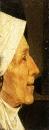 Голова пожилой женщины (даты нет) (Роттердам, муз.Бойманса-ван-Бенингена)