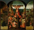 Триптих Мученичество св.Либераты (ок.1500) (104 х 119) (Венеция, Палаццо Дукале)