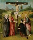 Распятие с предст. донаторами (1480-1485) (74.7 х 61) (Брюссель, Королевский музей Изящ. искусств)