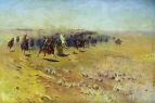 Греков Митрофан  :: Кавалерийская атака