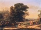 Пейзаж с Кефалом и Прокрис