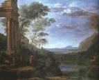 Пейзаж с Аскания