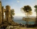 Пейзаж с Аполлоном и Сивиллой Кумской