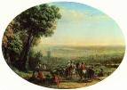 Осада Ла Рошели войсками Людовика XIII
