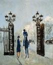 Ворота Дофина
