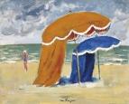 Зонтики Довиля