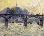 Мост Искусств, Париж